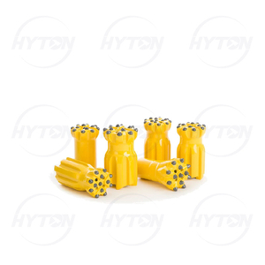 DR580 Drill Bits Drilling Tools Apply To Sandvik Drilling Machine parts