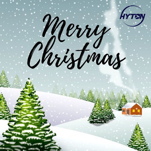 Merry Chrimas To all of Hyton's Partners & Friends