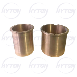 Bronze Bushing Suit Metso Nordberg Gyratory 4265 Crusher Spare Parts Supplier