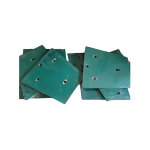 Cheek Plate Apply To Nordberg C125 Jaw Crusher Accessories Spare Parts