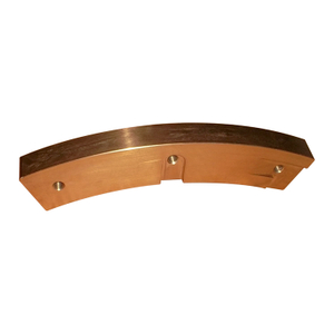 Bronze Parts Locating Bar Suit For Sandvik CH660 Cone Crusher Spare Parts